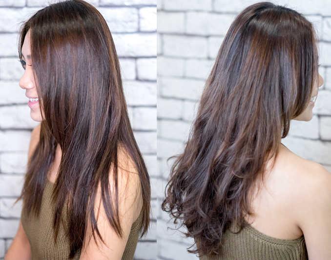 Graduate Student Jt Got A Korean Volume Perm On Her Fine Hair Before