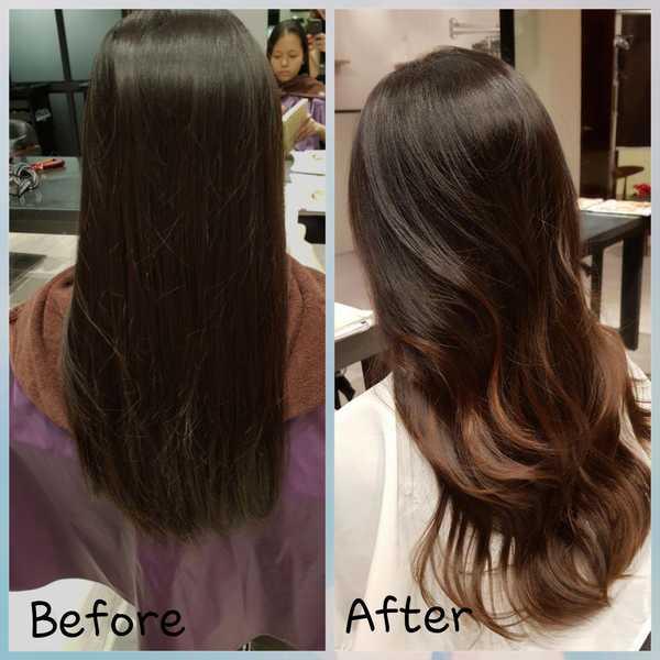 Zinc Korean Hair Salon | Millenia Walk | Orchard Central ... - photo #12