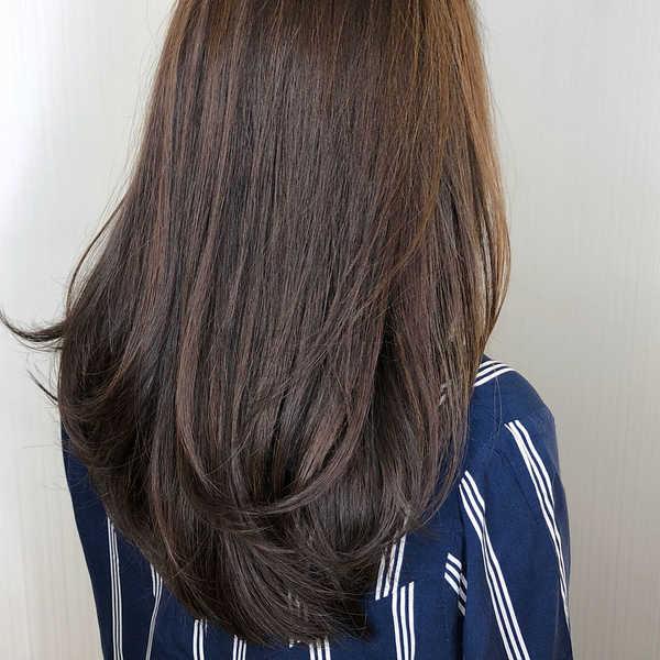 Zinc Korean Hair Salon | Millenia Walk | Orchard Central ... - photo #39