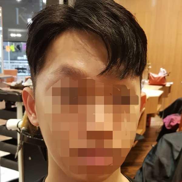 Zinc Korean Hair Salon | Millenia Walk | Orchard Central ... - photo #15