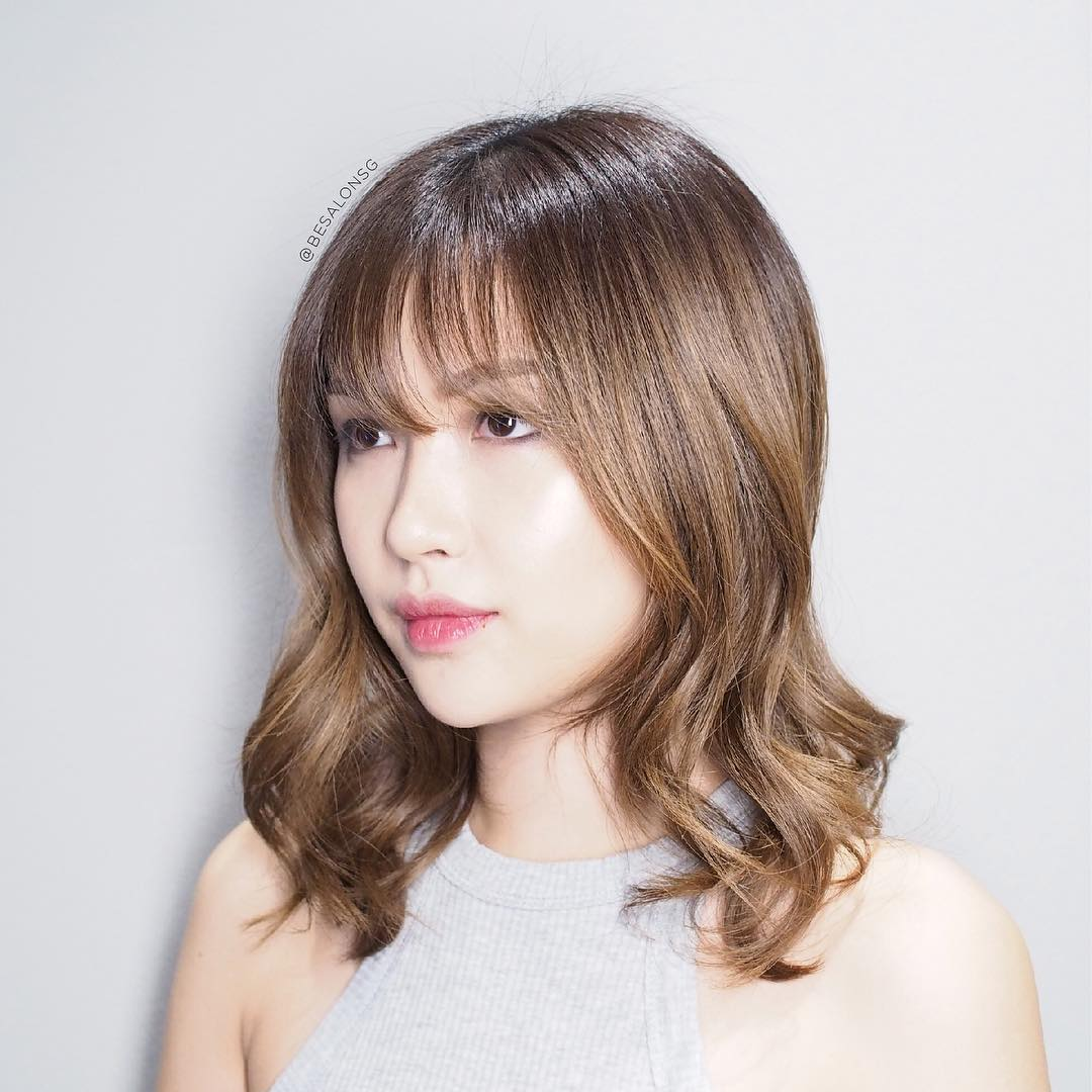 See Through Korean Bangs And Why You Are Not Suitable For It