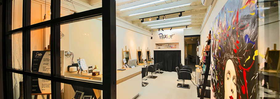 Picasso Hair Studio | Bugis North Bridge Rd | Singapore Hair Salon Reviews