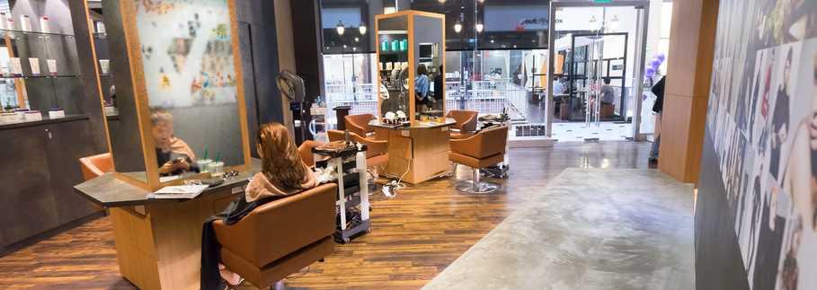 Zinc Korean Hair Salon | Millenia Walk | Best Perm Hair ... - photo #4
