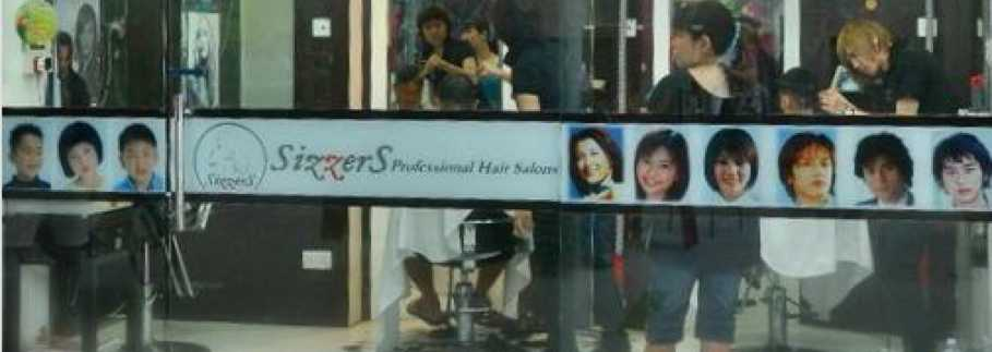 Sizzers hair salons causeway point singapore hair for Actpoint salon review