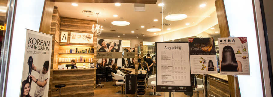 Apgujeong hair salon punggol waterway point best for Actpoint salon review