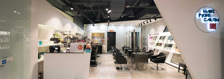 Hair salon singapore orchard