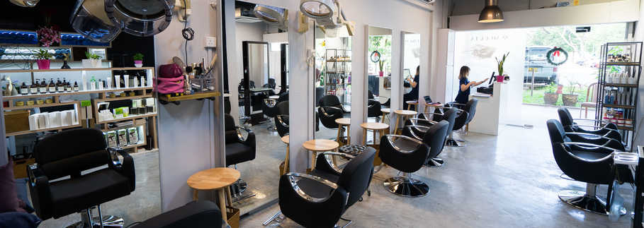 Three hair salon ang mo kio singapore best hair salon for Hair salon perfect first essential
